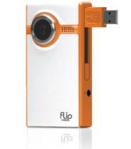 My flip orange